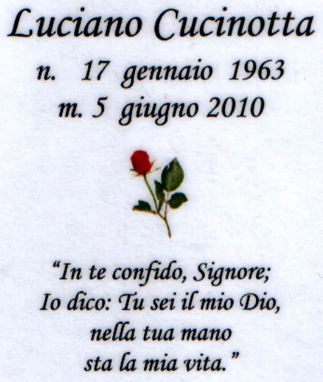Luciano Cucinotta